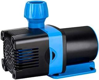 Fish tank frequency conversion submersible pump brushless DC amphibious water pump mute fish tank circulating water pump m...