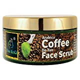 The EnQ Arabica Coffee De - Tan Face Scrub 70 Gm For Tan Removal and Skin Whitening