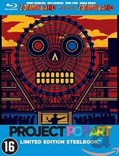 Zombieland - Edition Limitée Boitier Steelbook Pop'art