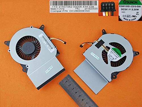 kompatibel für Lenovo Ideacentre A740, A540 Lüfter Kühler Fan Cooler