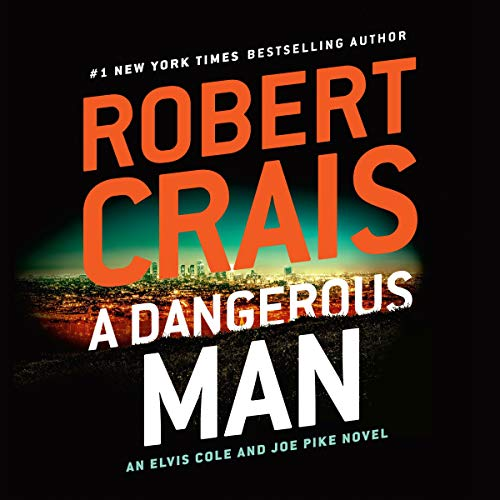 A Dangerous Man audiobook cover art