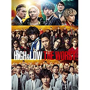 """HiGH&LOW THE WORST(Blu-ray Disc2枚組)"""""""