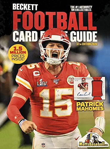 Compare Textbook Prices for Beckett Football Card Price Guide #37  ISBN 9781936681440 by Beckett Media