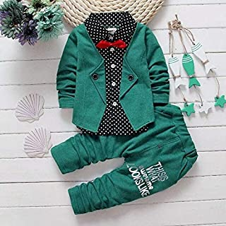 TATUE-Clothing Sets - Kids Fashion Brand Clothes Baby Cotton Full Sleeve T-shirts And Pants Toddler țrαcƙsuit Autumn Child...
