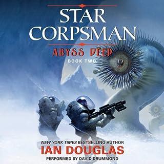 Abyss Deep audiobook cover art