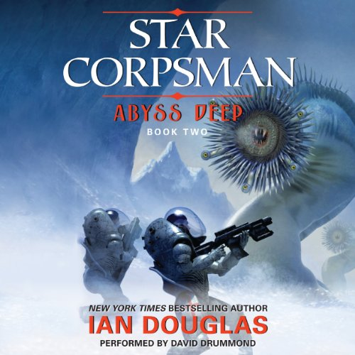 Abyss Deep audiobook cover art