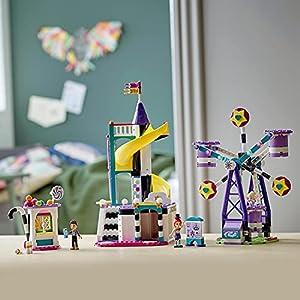 Amazon.co.jp - レゴ フレンズ マジカルかんらん車とスライダー 41689