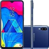 Smartphone Samsung Galaxy M10 32GB Dual Chip Android 9.0 Tela 6,2' Octa-Core 4G Câmera 13+5MP - Azul (Azul)