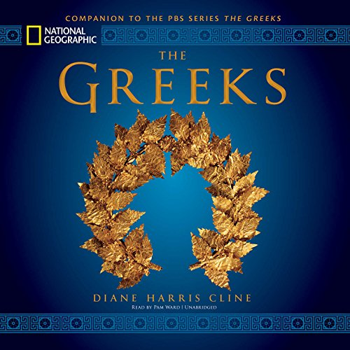 The Greeks audiobook cover art