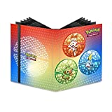Pokémon E-15352 Ultra 9 Pocket Pro Binder-Pokemon Sword & Shield Galar Starters