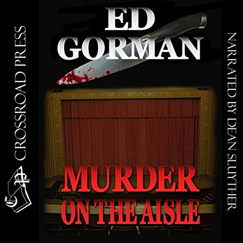 Murder on the Aisle audiobook cover art