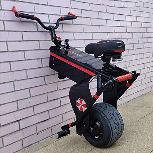 Buy myself Electric Unicycles for Adults 800w/ 60v Offroad Electric Self Balance Scooters City Commu...