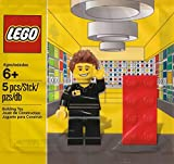 Lego Shop Employee MiniFigure Set 5001622
