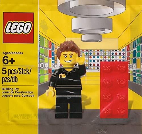 LEGO Exklusiv butik anställda minifigur set 5001622