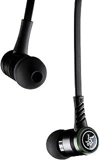 Mackie CR Series Auriculares de ajuste profesional de alto rendimiento con micrófono y control (CR-BUDS)