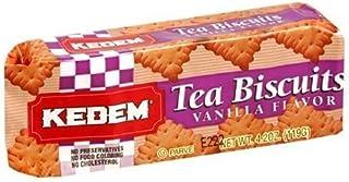 Kedem Tea Biscuit Vanilla net wt. 4.2 ounce