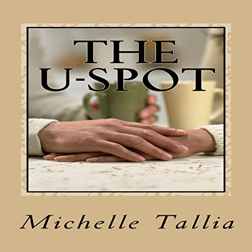 The U-spot audiobook cover art