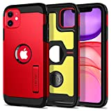 Spigen Tough Armor XP Back Cover Case Designed for iPhone 11 - Red i phone 5 bumper case Mar, 2021