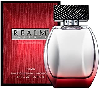 Realm Intense For Men 3.4 Ounce EDT Spray By Realm