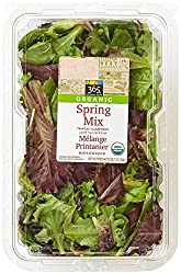 365 Everyday Value, Organic Spring Mix, 16 oz