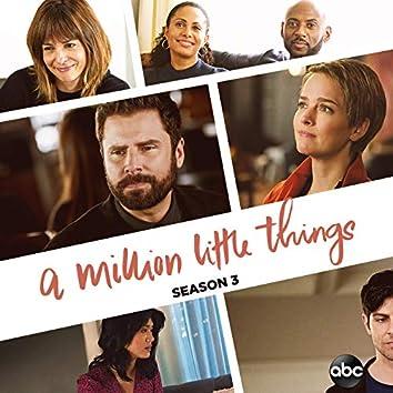 A Million Little Things: Season 3 (Original Television Series Soundtrack)