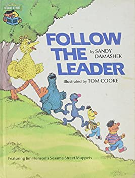 Follow The Leader - Book  of the Sesame Street Book Club