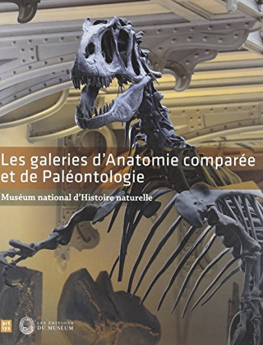 les galeries d'anatomie comparée et de paléontologie