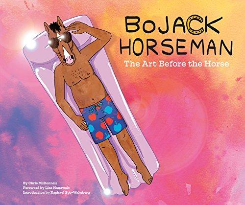 BoJack Horseman: The Art Before the Horse (English Edition)
