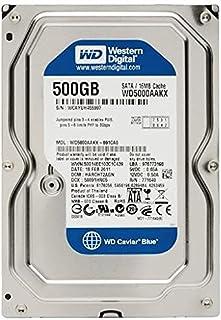 WD 500 GB Internal PC Hard Disk - 454345445432