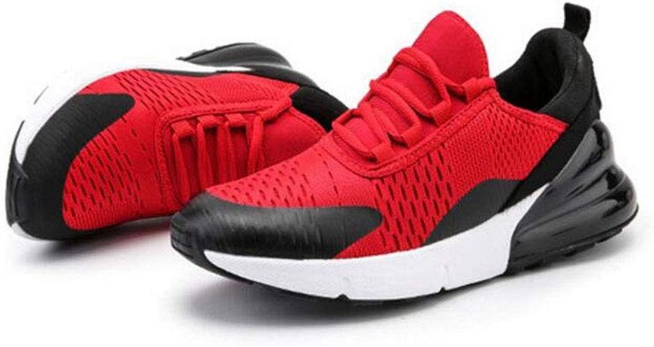 YAXUAN Hommes Hommes baskets, Chaussures de Course Sauvages de Mode en Plein air épais Fond Absorption de la personnalité personnalité Chaussures décontractées pour Hommes (Couleur   C, Taille   43)