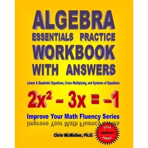 Algebra Practice: Amazon com