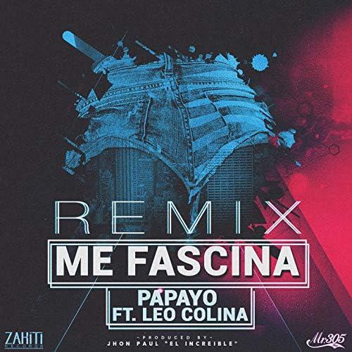 Papayo feat. Leo Colina feat. Leo Colina