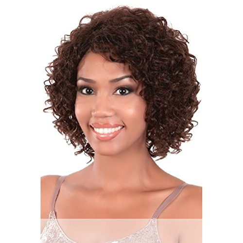 Motown Tress (Hirdior) - Remy Indian Human Hair Full Wig in F4_27_30