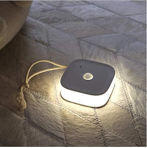 Wand strahler led pir infrarot körper motion sensor nachtlicht usb wiederaufladbare magnet...