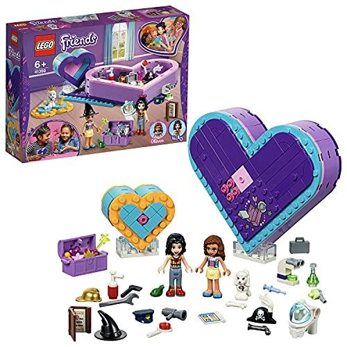 LEGO 41359 Friends Pack de la Amistad: Caja Corazón