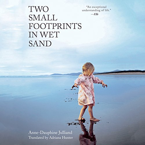 Two Small Footprints in Wet Sand audiobook cover art