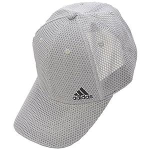 アディダス(adidas) 機能素材 帽子 キャップ メンズ レディース ゴルフ メッシュキャップ スポーツ アスリート adk-100711413 (03 グレー)