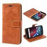 Mulbess Handyhülle für Motorola Moto G4 Play Hülle