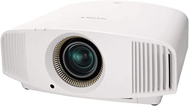 Sony VPL-VW715ES 4K HDR Home Theater Projector, White