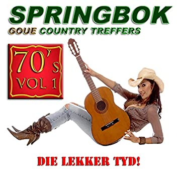 Springbok Goue Country Treffers, Vol. 1