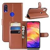 subtel® Case compatible with Xiaomi Redmi Note 7 Global PU