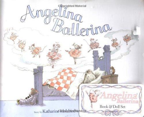 Angelina Ballerina with Doll (2000-09-04)
