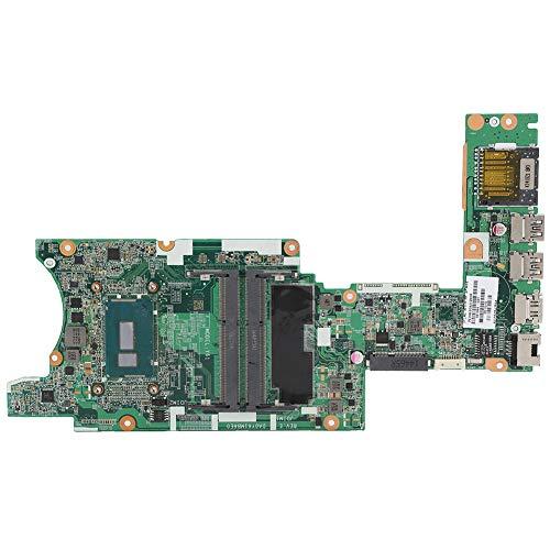 Motherboard für Laptop, I5-5200U CPU-Notebook-Prozessor Professioneller Disassembler Motherboard PC-Laptop-Teile Zubehör für HP 13-A / X360
