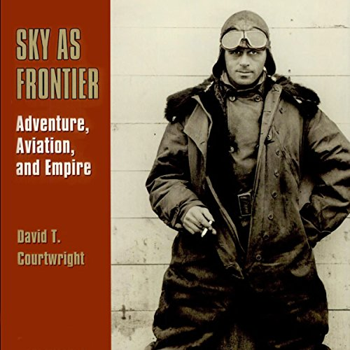 Sky as Frontier audiobook cover art