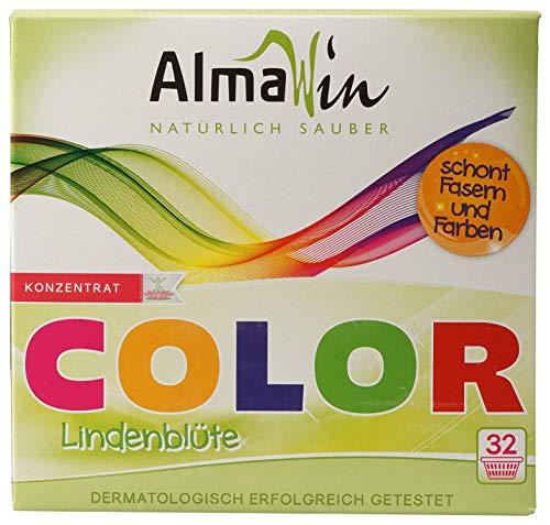 AlmaWin Color Waschpulver 32 Waschgänge, 1000 g