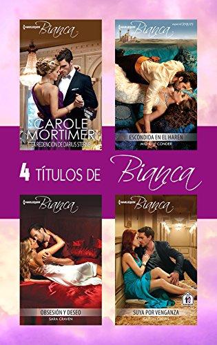 Pack Bianca febrero 2016 eBook: Varias Autoras, FREIRE HERNÁNDEZ,CATALINA: Amazon.es: Tienda Kindle