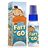 Fart to Go Extra Strong Liquid Fart Spray Funny Gag Gift – Prank Your Friends, Make Them Run and Make Them Laugh, Clear a Room in Seconds - Super Potent Stink Bomb Practical Joke