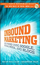 Inbound Marketing Book Cover Image