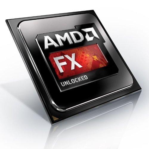 AMD FD9370FHHKWOF FX-9370 Serie FX-8-Core Negro Edición