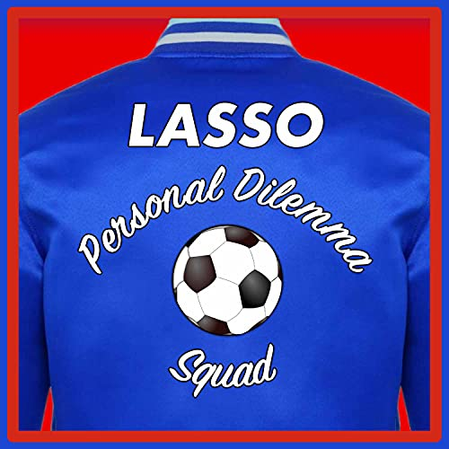 The Lasso Personal Dilemma Squad: A Ted Lasso Recap Podcast Podcast By DAMjr Podcasting cover art